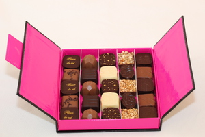 Collection Reine Assortiment ganaches & pralinés