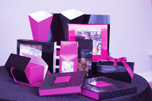 Packaging chocolats